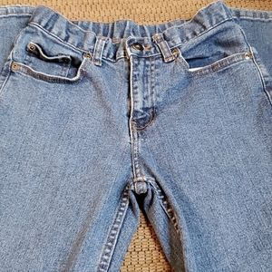 Faded glory jeans size 12 euc